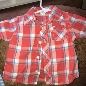 Carter's 3-6 month button down
